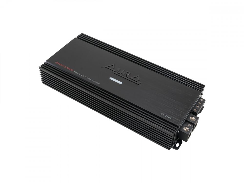 Усилитель 1 канальный  AurA   VENOM-D1500