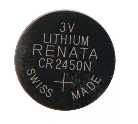 cr2450 батарейка купить