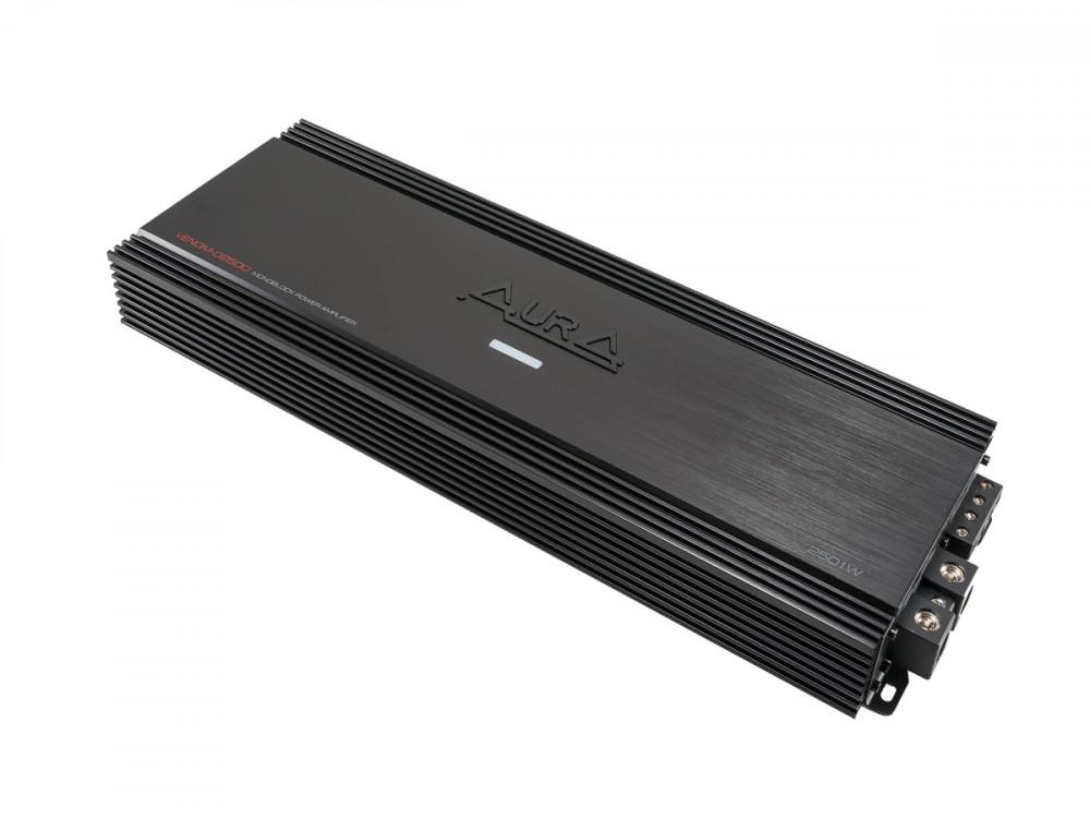 Усилитель 1 канальный  AurA   VENOM-D2500